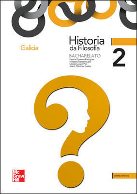LA - HISTORIA DE LA FILOSOFIA 2 BACH. GALICIA
