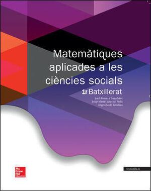 LA - MATEMATIQUES 1 BAT CCSS