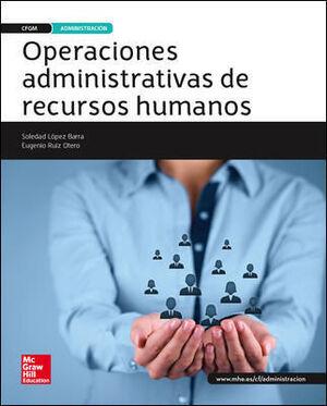 LA - OPERACIONES ADMINISTRATIVAS DE RECURSOS HUMANOS. GM.