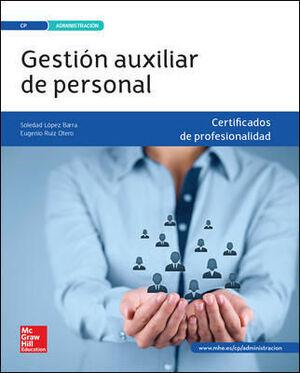 CERT - GESTION AUXILIAR DE PERSONAL. CERTIFICADO