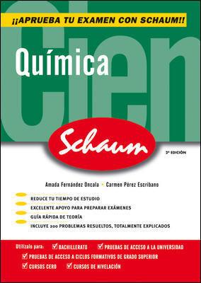 CUTR QUIMICA SCHAUM SELECTIVIDAD- CURSO CERO(CASTELLANO)