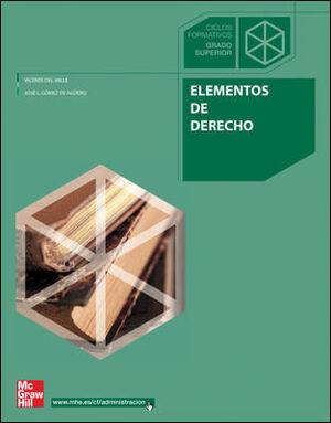 ELEMENTOS DE DERECHO. GRADO SUPERIOR