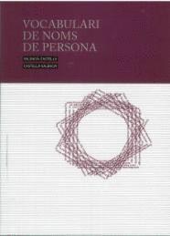 VOCABULARI DE NOMS DE PERSONA