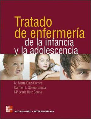 TRATADO DE ENFERMERIA DE LA INFANCIA Y LA ADOLESCENCIA