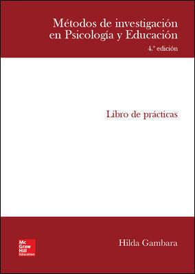 POD - METODOS DE INVESTIGACION EN PSICOLOGIA Y EDUCACION. LIBRO DE PRACTICAS.
