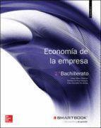 ECONOMÍA EMPRESA 2º BACHILLERATO +SMARTBOOK