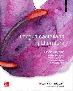 LENGUA LITERATURA 2ºBACHILLERATO +SMARTBOOK