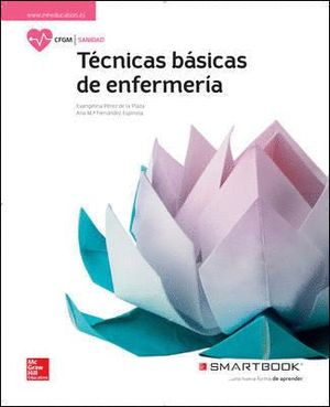LA+SB TECNICAS BASICAS DE ENFERMERIA GM. LIBRO ALUMNO + SMARTBOOK