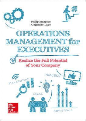 TX BUNDLE OPERATIONS MANAGEMENT FOR EXECUTIVES. REALIZE THE FULL POTENTIAL OF YOUR COMPANY