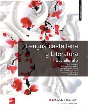 LENGUA CASTELLANA Y LITERATURA 1 BATXILLER SMARTBOOK INCLUS