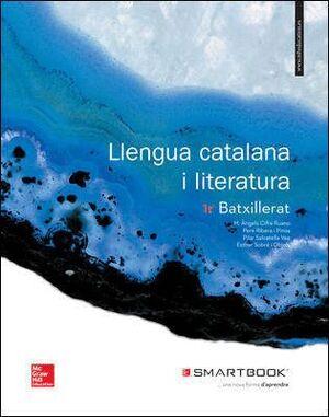 LLENGUA CATALANA LITERATURA 1 BATXILLERAT AMB SMARTBOOK 2017
