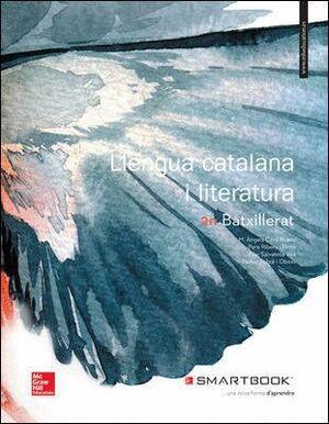 LLENGUA CATALANA LITERATURA 2 BATXILLERAT SMARTBOOK INCLUS