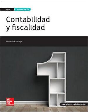 LA CONTABILIDAD Y FISCALIDAD GS. LIBRO ALUMNO.