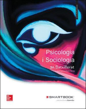 PSICOLOGIA I SOCIOLOGIA 2 BATXILLERAT SMARTBOOK INCLUS