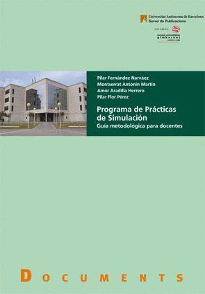 PROGRAMA DE PRÁCTICAS DE SIMULACIÓN