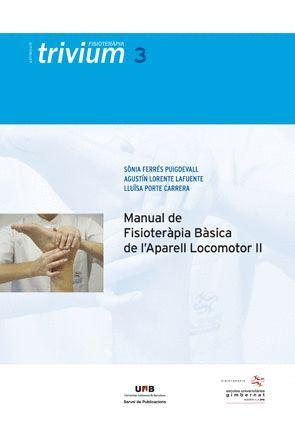MANUAL DE FISIOTERÀPIA BÀSICA DE L'APARELL LOCOMOTOR II