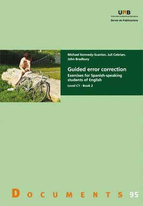 GUIDED ERROR CORRECTION