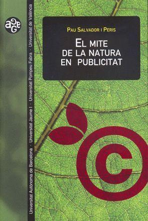 EL MITE DE LA NATURA EN PUBLICITAT