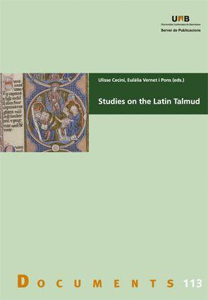 STUDIES ON THE LATIN TALMUD