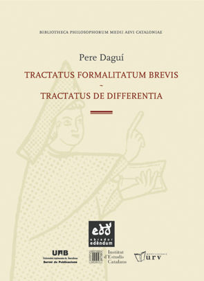 TRACTATUS FORMALITATUM BREVIS / TRACTATUS DE DIFFERENTIA