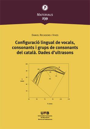 CONFIGURACIÓ LINGUAL DE VOCALS, CONSONANTS I GRUPS DE CONSONANTS DEL CATAL?. DADES D'ULTRASONS