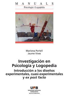 INVESTIGACIÓN EN PSICOLOGÍA Y LOGOPEDIA