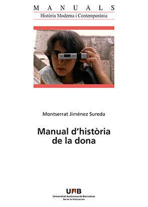 MANUAL D'HISTÒRIA DE LA DONA