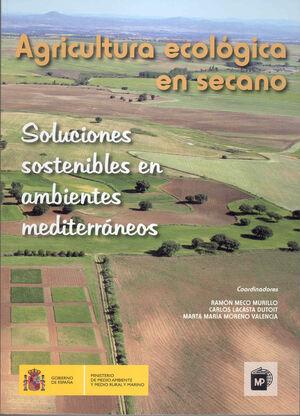 AGRICULTURA ECOLÓGICA EN SECANO
