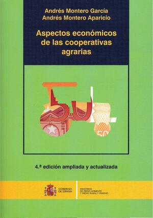ASPECTOS ECONÓMICOS DE LAS COOPERATIVAS AGRARIAS