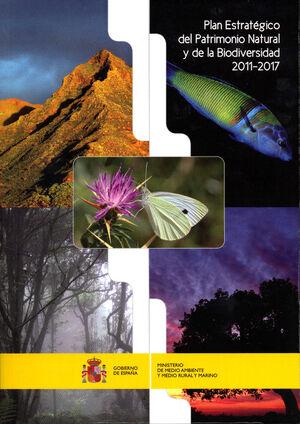 PLAN ESTRATÉGICO DEL PATRIMONIO NATURAL Y DE LA BIODIVERSIDAD 2011-2017