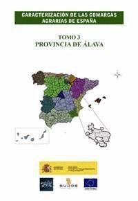 CARACTERIZACIÓN DE LAS COMARCAS AGRARIAS DE ESPAÑA
