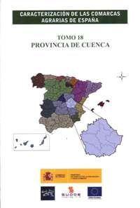 CARACTERIZACIÓN DE LAS COMARCAS AGRARIAS DE ESPAÑA. TOMO 18