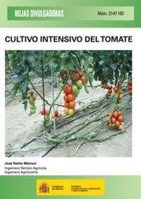 CULTIVO INTENSIVO DEL TOMATE