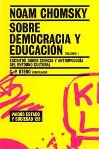 SOBRE DEMOCRACIA Y EDUCACIÓN. VOL. 1