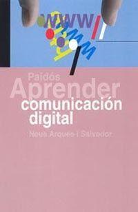 APRENDER COMUNICACIÓN DIGITAL