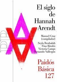 EL SIGLO DE HANNAH ARENDT