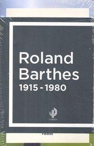 PACK. R. BARTHES 30 ANIVERSARIO