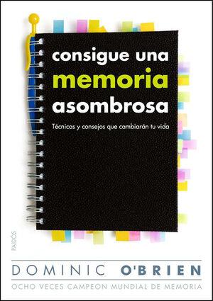 CONSIGUE UNA MEMORIA ASOMBROSA