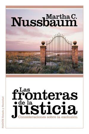 LAS FRONTERAS DE LA JUSTICIA