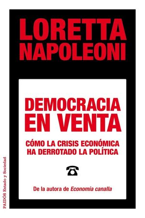 DEMOCRACIA EN VENTA