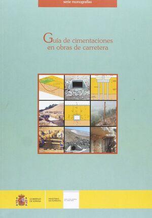 GUIA DE CIMENTACIONES EN OBRAS DE CARRETERAS