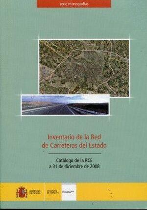 INVENTARIO DE LA RED DE CARRETERAS DEL ESTADO