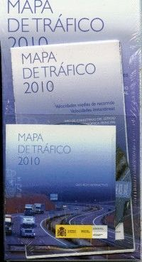 MAPA DE TRÁFICO 2010.