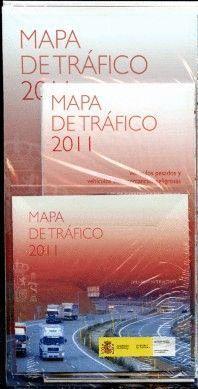 MAPA DE TRAFICO 2011