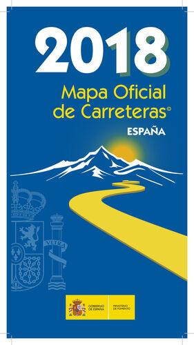 MAPA OFICIAL DE CARRETERAS 2018. EDC 53