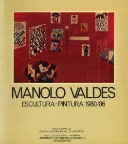 MANOLO VALDÉS