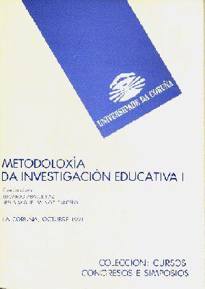 METODOLOXÍA DA INVESTIGACIÓN EDUCATIVA I