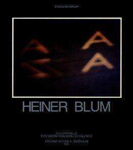 HEINER BLUM