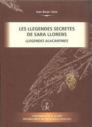 LES LLEGENDES SECRETES DE SARA LLORENS