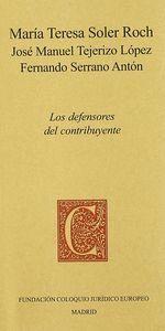 LOS DEFENSORES DEL CONTRIBUYENTE